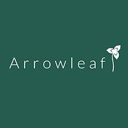 Boutique logo – Arrowleaf • Savannah, GA