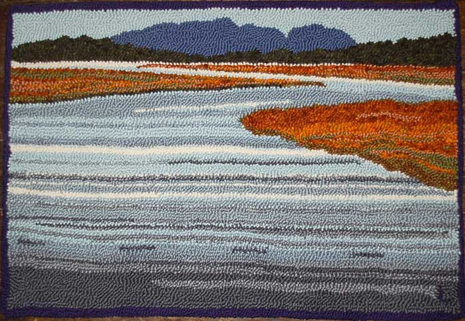 Fall, Bass Harbor Marsh