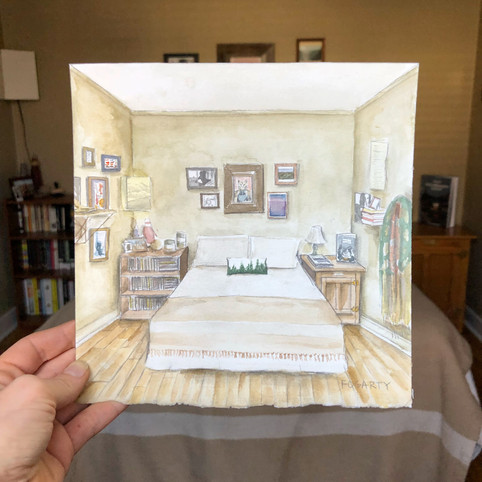 Roomie's Room