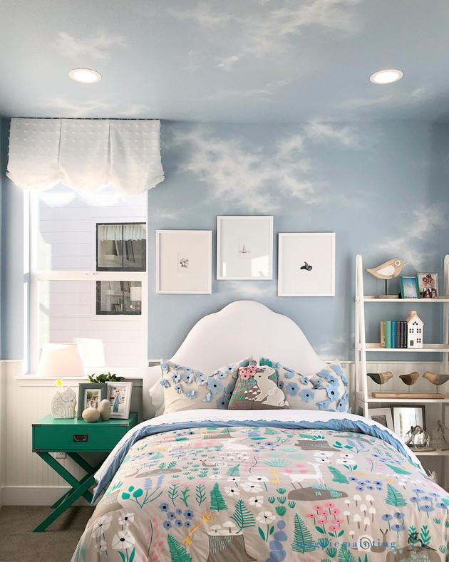 Cloud Bedroom