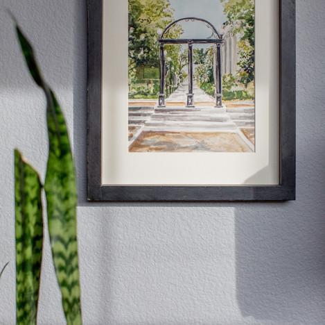 UGA Arch