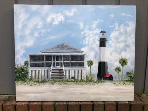 Dad's Beach House