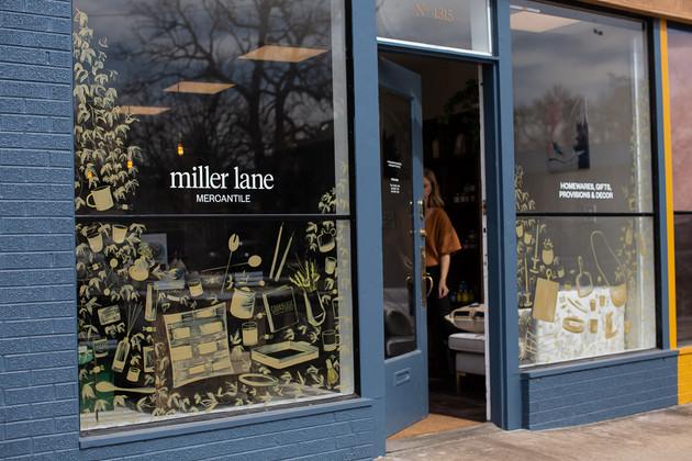 Miller Lane Merchantile
