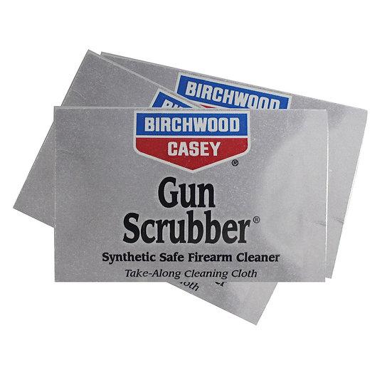 GUN SCRUBBER CLEANING WIPES