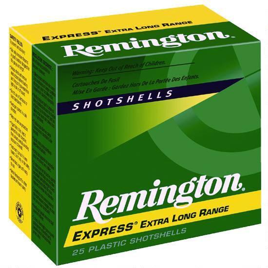 """REMINGTON EXPRESS LONG RANGE 20 GA. 2-3/4"""" 1 OZ 9 SHOT"""