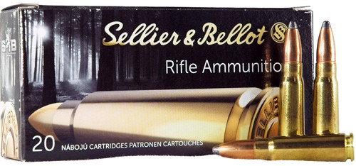 SELLIER & BELLOT 7.62x39 124 GRAIN FMJ