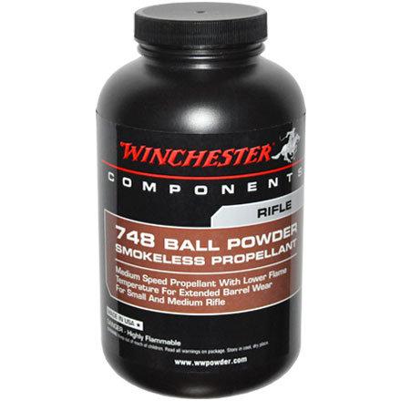 WINCHESTER 748 RIFLE BALL POWDER 1LB
