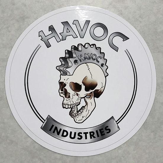 HAVOC Sticker