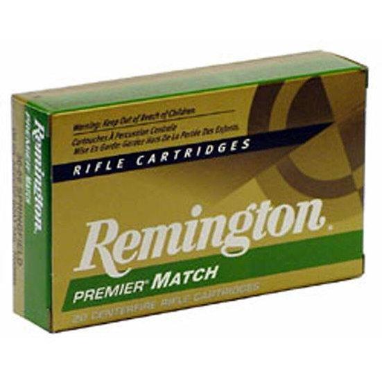 REMINGTON .308 168GR MATCHKING