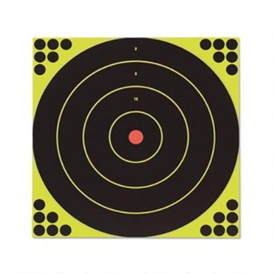 """SHOOT-N-C 12"""" TARGETS 5 PACK"""