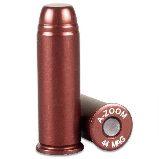A-ZOOM SNAP CAPS .44 MAG