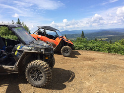 RZR and YXZ