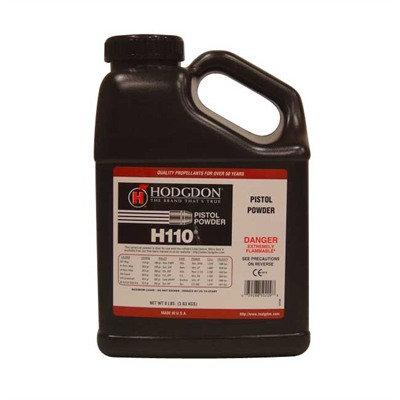 HODGDON H110 PISTOL POWDER 8 LBS