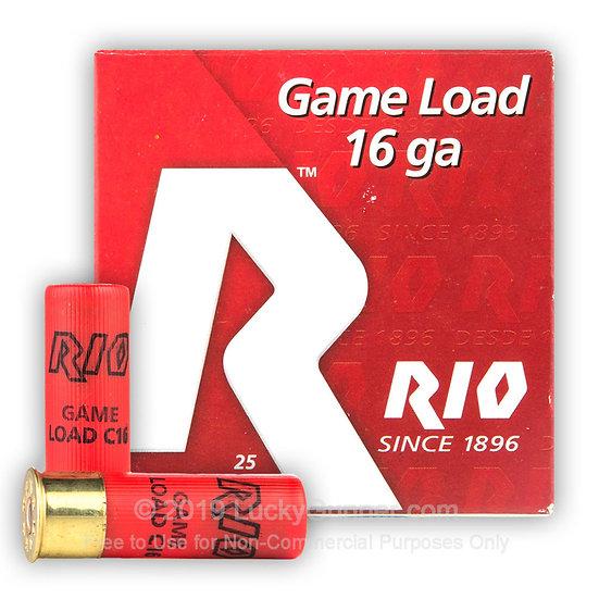 """RIO 16GA 2-3/4"""" 1OZ #8"""