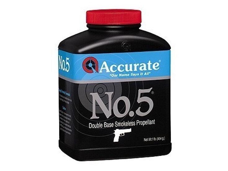 ACCURATE NO.5 1LB