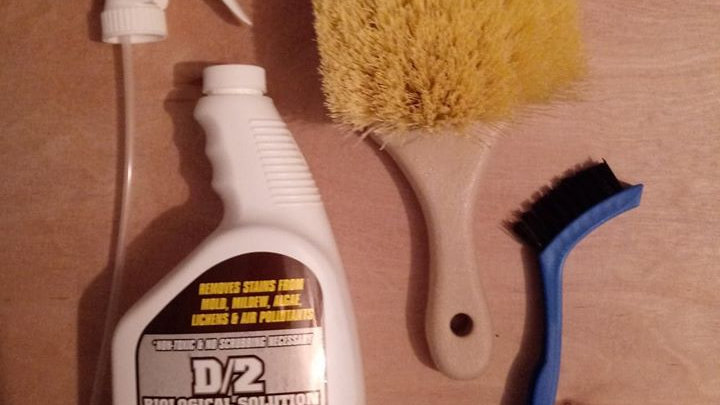 Small Cleaning Kit