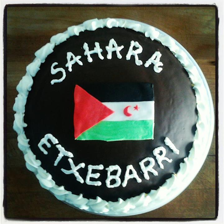 Tarta Sahara Etxebarri