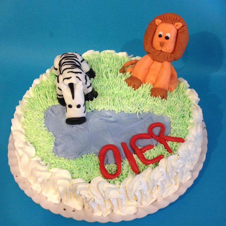 tarta animales