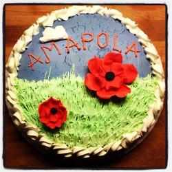 Tarta Amapola