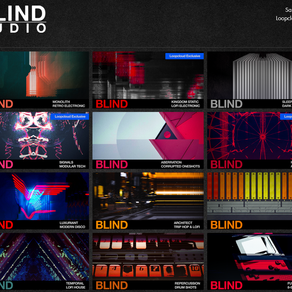 BLIND Audio new website!