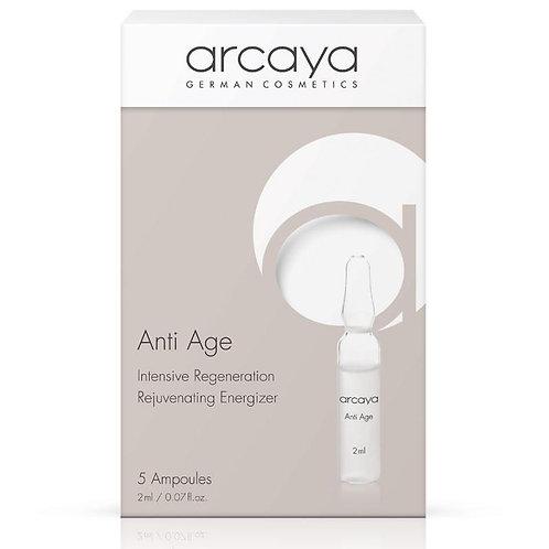 Ampoule Anti-Âge, 5 unités de 2 ml - ARCAYA