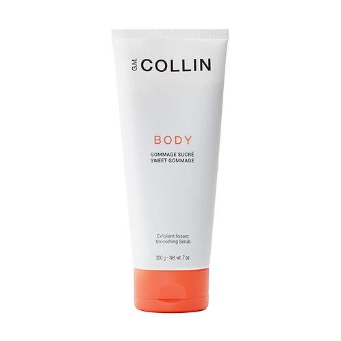 Gommage Sucré pour le Corps - Exfoliant Lissant, 200 g - G.M. Collin Body