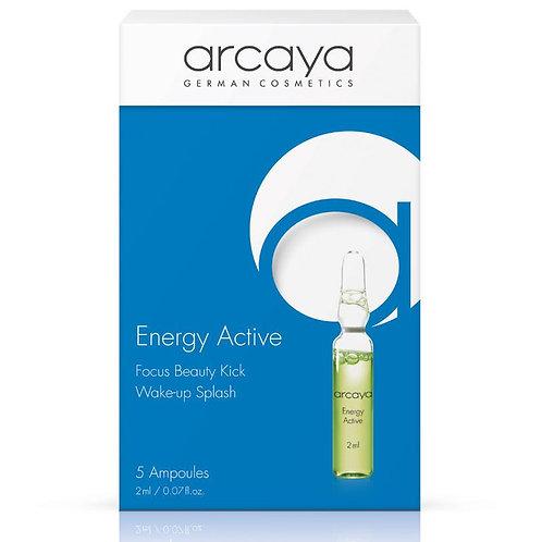 Ampoule Énergie Express, 5 unités de 2 ml - ARCAYA