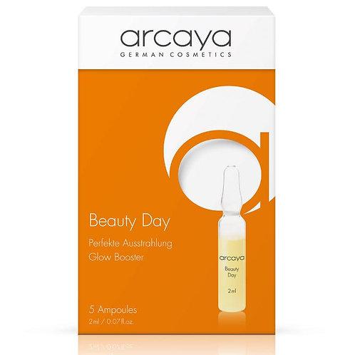 Ampoule Beauty Day, 5 unités de 2 ml - ARCAYA