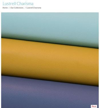 Lustrelle Charisma Vinyl $25