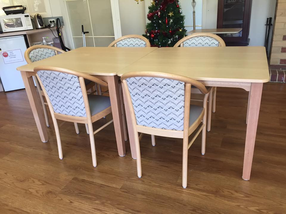 Venus Dining Table and Manuela Chairs 2.