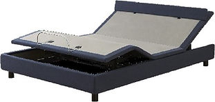Adjustable bed base with additional head lift/ Wentworth Care Furniture