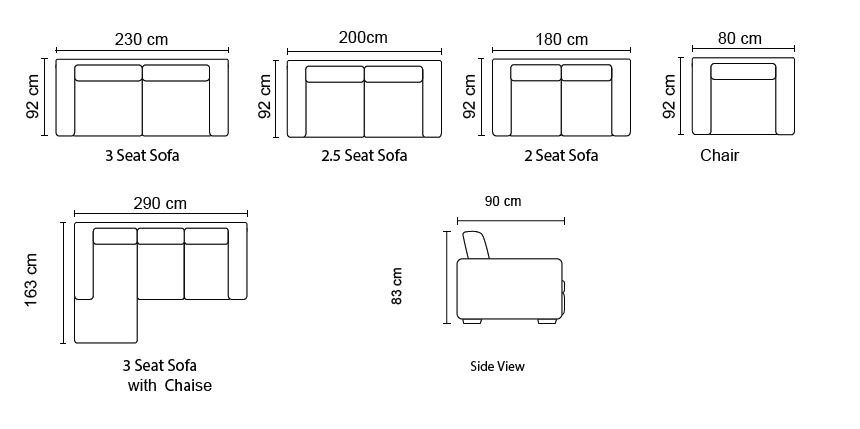 Amalfi dimensions and drawings.JPG