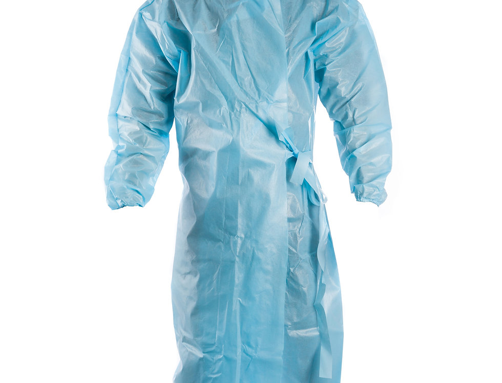 Non-Woven Fabric Disposable Gown