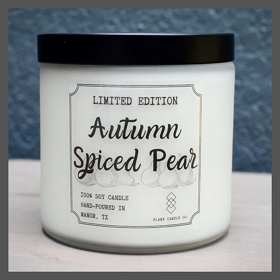 Limited Edition-Autumn Spiced Pear