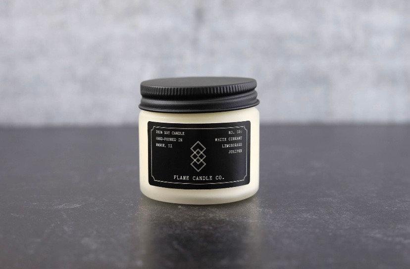 No. 03-White Currant Lemongrass Juniper