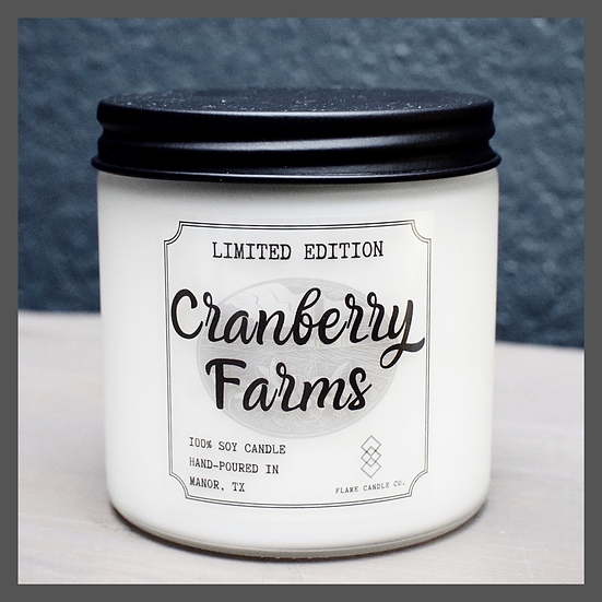 Limited Edition-Cranberry Farms