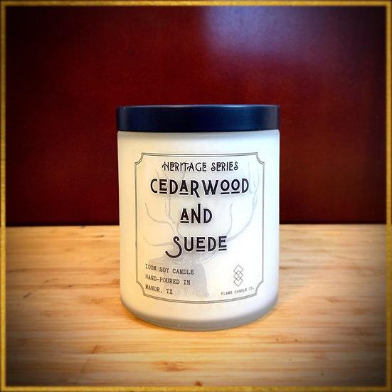 Cedarwood And Suede