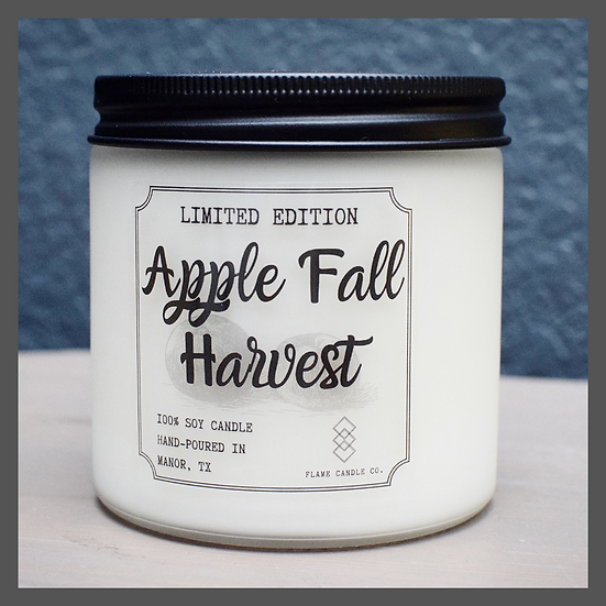 Limited Edition-Apple Fall Harvest