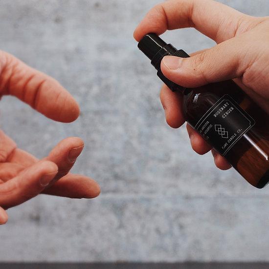 Hand Sanitizer-Rosemary Ginger