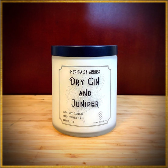 Dry Gin And Juniper