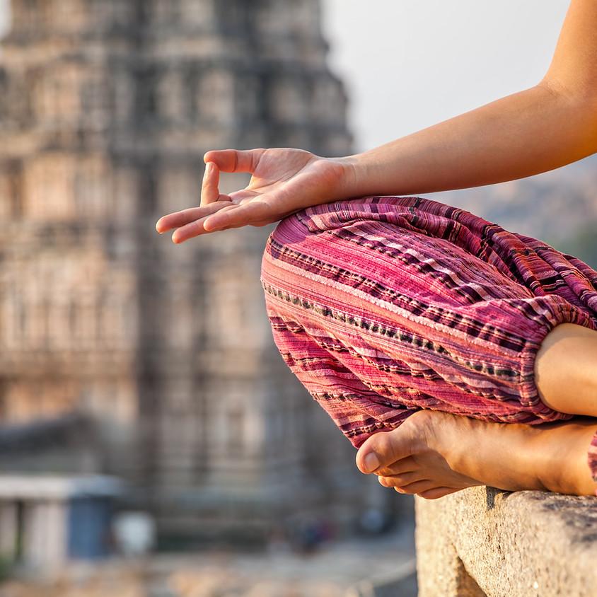 Salute The Sun Yoga Session