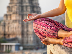 MUDRA THERAPY IN DAILY LIFE by Anupama