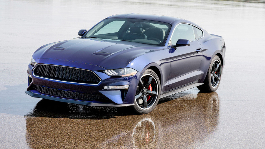 2018 Bullitt Mustang - Ford Motor Company