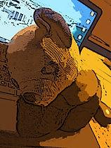 Tud E Bear Cartoon Pic