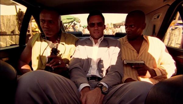 Michael Westen in Southern Nigeria - Burn Notice - Pilot Episode June 28, 2007