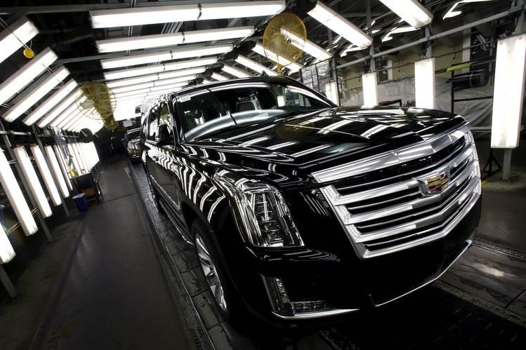 2019 Escalade SUV by Cadillac