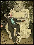 Hugh McPherson Gorilla Wynwood Walls Miami Florida