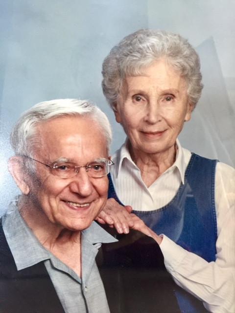 Harry & Marilyn Saltzberg