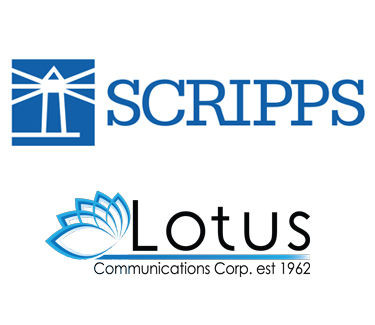 Scripps Sells Boise and Tucson Clusters To Lotus For $8 Million.