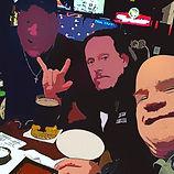 Danny Norman Hugh Movie Crew Pic
